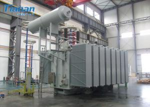 Quality 35kv Three Phase Electrical Oil Immersed Power TransmissionTransformer for sale