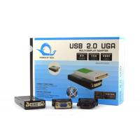 3in1 Extra Multiple Display USB to VGA converter , Linux usb graphics card