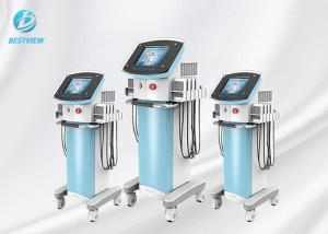 China 650nm Cavitation Slimming Machine 12 Pads Smart Ultrasonic Fat Cavitation Machine on sale