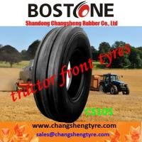 5.00-15-6PR Farm Tractor front tires