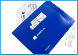 China 32 Bit 64 Bit Windows 7 Pro Retail Box Professional SP1 COA License Key & Hologram DVD on sale