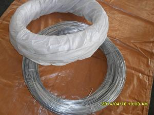 China 25# hot dip galvanized steel wire on sale