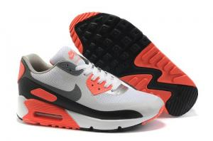 f7703be21ab3a7 Quality Cheap Nike Air Max 90 Gray Orange Black Womens Shoes Review  tradingaaa.com for ...