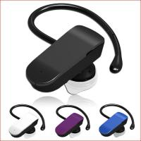 Version 3.0 Wireless Ear Hook Bluetooth Headset Customized With Good Stereo
