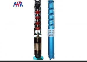 China High Head Deep Well Submersible Pump with 9m3/h-172m3/h Flow Rate on sale
