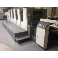KOMORI LS 529 (2006) Sheetfed offset printing press machine