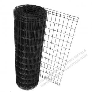 China 2 X 2 PVC Coated Welded Wire Mesh Rolls Anti - Corrosion For Garden Decorative on sale