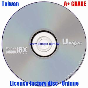 Quality Taiwan Double Layer DVD R 8X DL 85GB Recordable Disc A GRADE For
