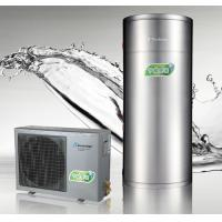 Air to Water Residential Heat Pump , Split Type Heat Pump With LCD Controlling