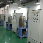 Melting Crystal Furnace / Czochralski Furnace 550 Mm Effective Puller Travel Distance