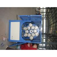 Water Supplying Reinforced Soft Pvc Pipe Production Line With Steel Wire