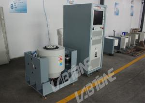 China Mobile Phone Battery Testing Equipment Vibration Tester Table Comply To IEC Standard on sale