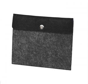 China Stylish Felt Tablet Sleeve Assorted Colors Available on sale
