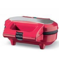 China 2 Holes Heart Waffle Maker Machine Custom Color With Bakelite Housing on sale