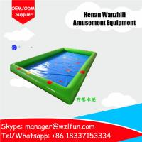 2016 best product portable metal frame pool above ground swimming pools commercial frame pools with great price