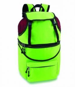 China La comida campestre verde aisló la mochila odm-y14 del refrigerador del poliéster 600D on sale