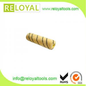 China 7 tiger style paint roller cover cheap price for home painting interior painting on sale