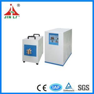 China Hot Sale Hardening Annealing Brazing Induction Heating Equipment (JLCG-20KW) on sale