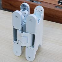 China zama hidden doors hinges adjust invisible hinge on sale