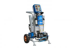 China 2 Feeding Pumps PU Coating Machine , Expanding Foam Machine For Transfer Polyurea on sale