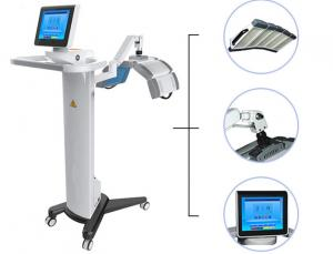 China 3 Colors Pdt Led Light Ultrasonic Facial Machine Skin Tightening Machine on sale