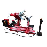 "770kg Tire Changing Equipment , Truck Tyre Changer Machine Rim Size 14""-26"""