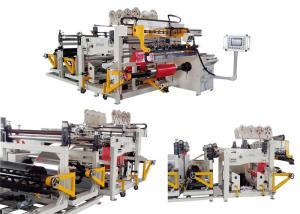 China Copper / Aluminium Foil Winding Machine , Auto Dry Transformer Winding Machine on sale