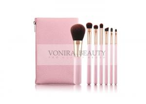 China Pink Exclusive Collection Makeup Brush Gift Set Beauty Products , Makeup Tools Set on sale