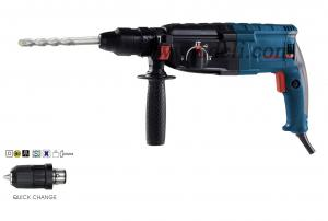 China 28mm SDS Plus Multi-function Electric Rotary Hammer drill 28DFV on sale