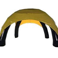 Wedding Marquee Inflatable Event Tent Water Resistance Long Life Span