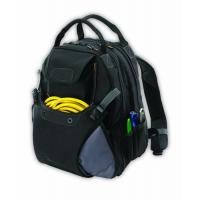 Outdoor Waterproof Polyester Zippered Tool Bag Electrician Organizer Backpack