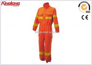 China 100% algodón S/M/L guardapolvos resistentes al fuego de los mecánicos de las batas on sale