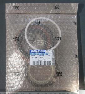 China PC120-6 boom cylinder service kit seal kit komatsu excavator parts 707-98-37620 on sale