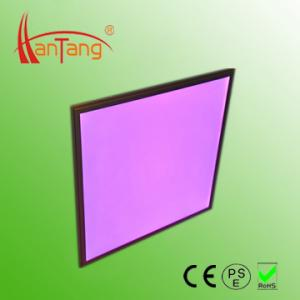 China Imported RGB Color Chang 600 - 600mm 34W LED Panel Indicator Lighting For Malls on sale