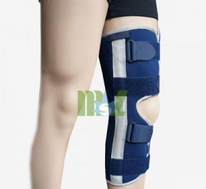 Quality Neoprene aluminum hinged knee brace or supports - MSLKB01 for sale