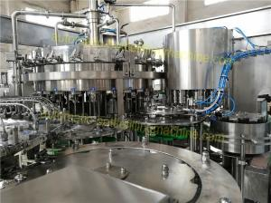 China SUS304 Material Carbonated Drink Filling Machine 6.57KW For Sparkling Water / Sprite on sale