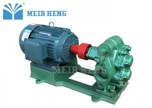 China Cast Iron Electric Diesel Fuel Pump With Bronze Gear , Fuel Transfer Pump on sale