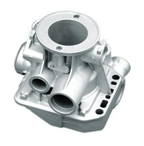 China Metal Casting Parts-Alu Die Casting and Machined Parts (HS-ALU-007) on sale