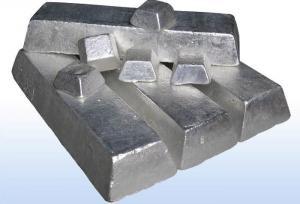 China High purity magnesium ingot 99.99% 99.95% on sale