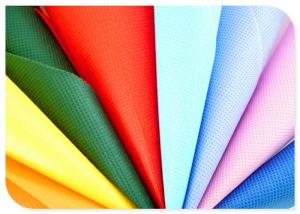 China 10 ~ 40gsm Medical Non Woven Fabrics Disposable Non Woven Products For Masks / Clothing on sale