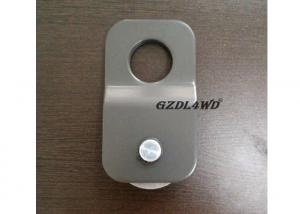 China Heavy Duty 4T Snatch Block For ATV Electric Winch Recovry Snatch Block Pulley on sale