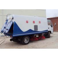 Road Sweeper Machine and vacuum street sweeper truck, 5m3 Road Sweeper Truck XZJ5060TSL