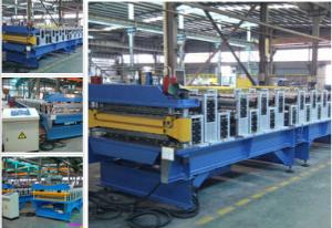 China Outdoor Decoration Sandwich Panel Production Line For Wall Panel on sale