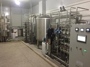 China Hospital pharmaceutical under counter water filter pure water system China on sale