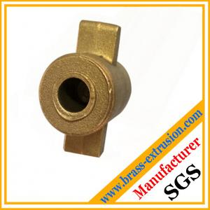 China Chinese manufacturer of brass hot pressing brass hot forging die casting parts on sale