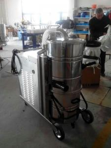 China Wet Dry Vacuum Cleaners With Hepa Filters / Industrial Vacuum Cleaning Systems on sale