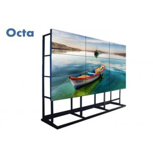 China Original LG LCD Video Wall 55 Inch 3x3 With 5.3mm Bezel RS232 Output on sale