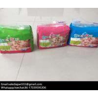Soft Disposable Baby Diaper