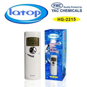 China ABS Material Automatic Digital Aerosol Dispenser LFDW-522 with Light Sensor on sale