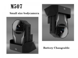 China RECODA Body Worn Camera Battery Changeable IP67 Long Time Working 1080P Resolution on sale